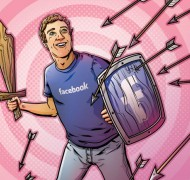 Как скрыть друзей, стену или профиль в Facebook